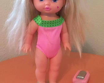 Vintage 1990 Lil' Miss Magic Hair with Wand
