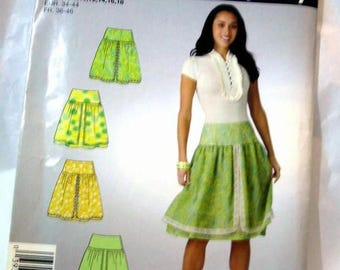 It's So EASY - Simplicity 2641 Skirt Pattern Sizes 8-18
