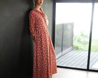 Poppi maxi dress