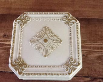 Vintage Art Deco Celluloid Jewelry/Presentation Box