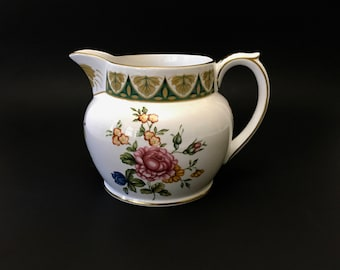 Vintage Spode The Cabinet Collection Handled Pitcher, England, Milward 42/A2