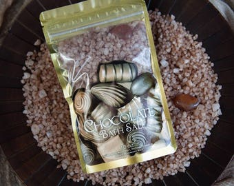 Custom SG Chocolate Bath Salts