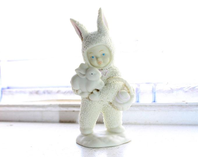 Dept 56 Snowbabies Figurine I'll Love You Forever 1995
