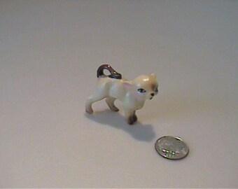 Vintage Josef Originals miniature Siamese kitty cat