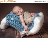 ON SALE Little crochet bear