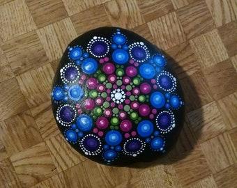 Mandala Rock - Kaleidoscope