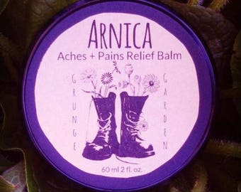 Arnica Aches and Pains Relief Balm