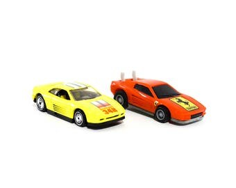 Vintage Ferrari Hot Wheels 1990s 198s