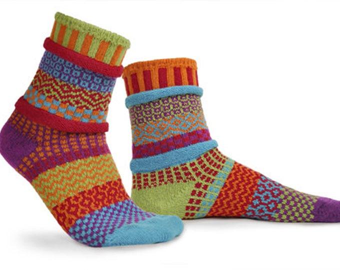 Solmate Socks - Cosmos Crew