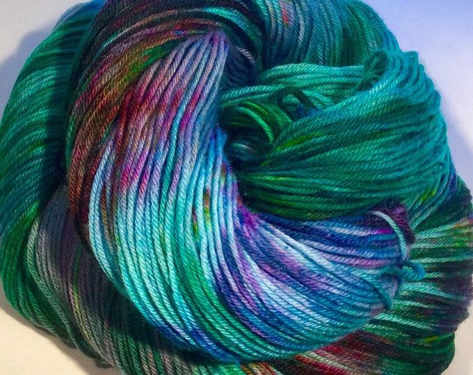 I C Spots - Garden Party - Fingering / Sock Yarn