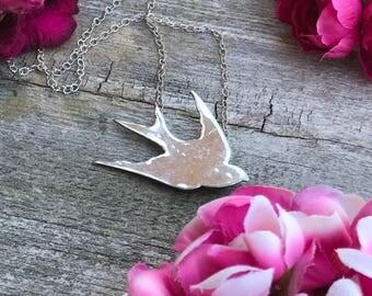 Splendid Sparrow Necklace