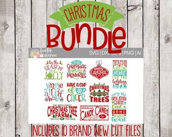 Christmas Bundle SVG, Christmas SVG Bundle, Christmas SVG, Christmas sign svg bundle, Christmas svg tshirt bundle, holiday svg, svg holiday