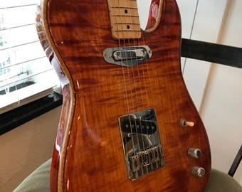 Custom Made Telecaster