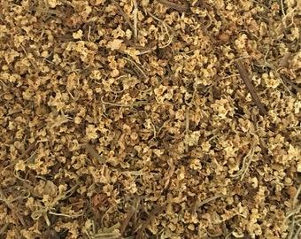 Elder Flowers, Dried Herb, Dried Flowers, Sambucus nigra