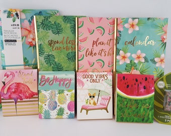 Recollections Tropical Life Journal Notebook Collection and more C