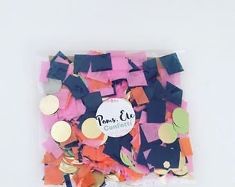 Confetti -Tissue Paper - ANY COLOR you choose
