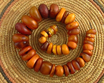 Antique African Amber