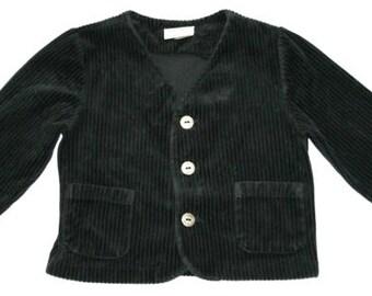 Vintage 70s Corduroy Jacket | 1-2 Years