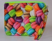 Colorful Macaroons project bag