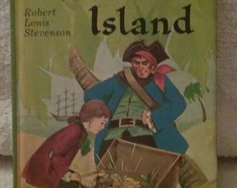 Treasure Island by Robert Louis Stevenson- Vintage Classic Children's Book