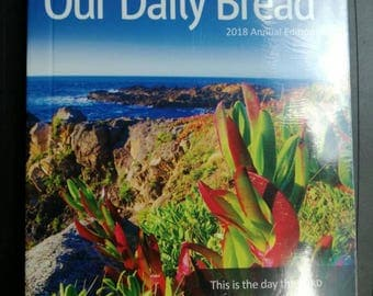 Our Daily Bread 2018 Annual Editon