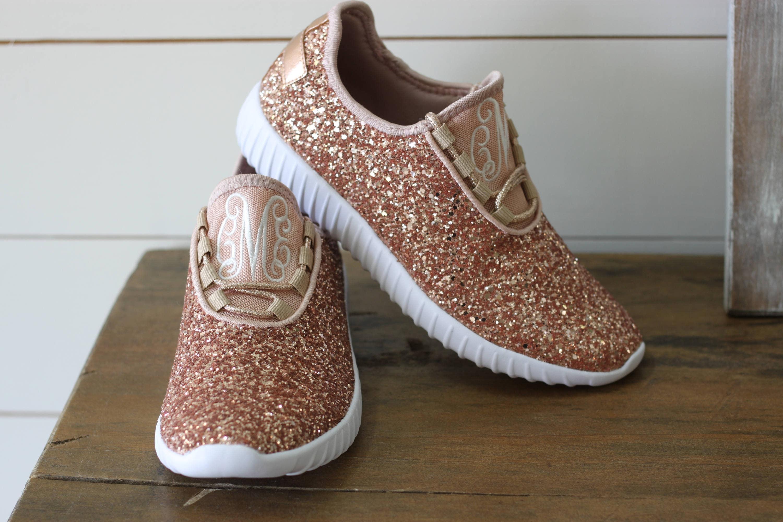 Glitter Bomb Sneakers / Glitter Kicks / Personalized Womens