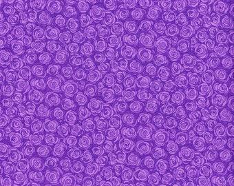 Hopscotch Rose Petals Gypsy - RJR Fabrics - 3216-007