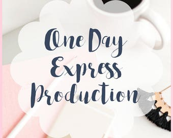 One Day Express Production