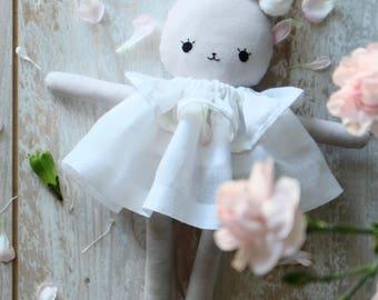 Stuffed Toy Bunny. SALE