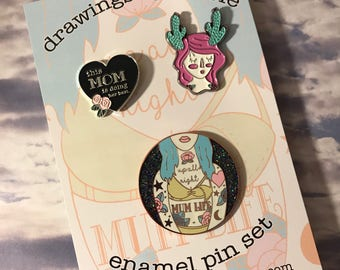 SALE - Pin pack set 11