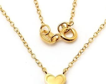 ON SALE HEART Petite Pendant