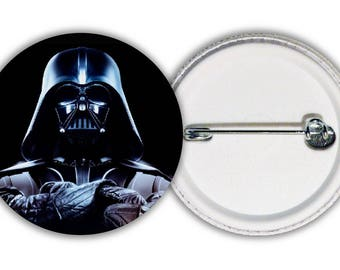 Badge Star Wars - Darth Vader