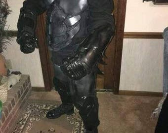 Batman Armor, Batman cosplay, Cosplay armor, cosplay suit, 3D printed armor, Batman Halloween, Batman costume, batsuit, bat gear, costume