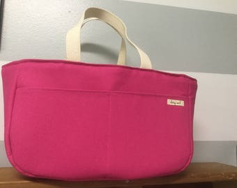3 Compartment Tote