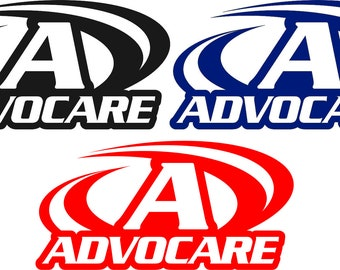 Advocare Decal Etsy - Advocare car decal stickers