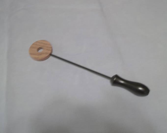 The Short Donut Popper! A Striking Toy!