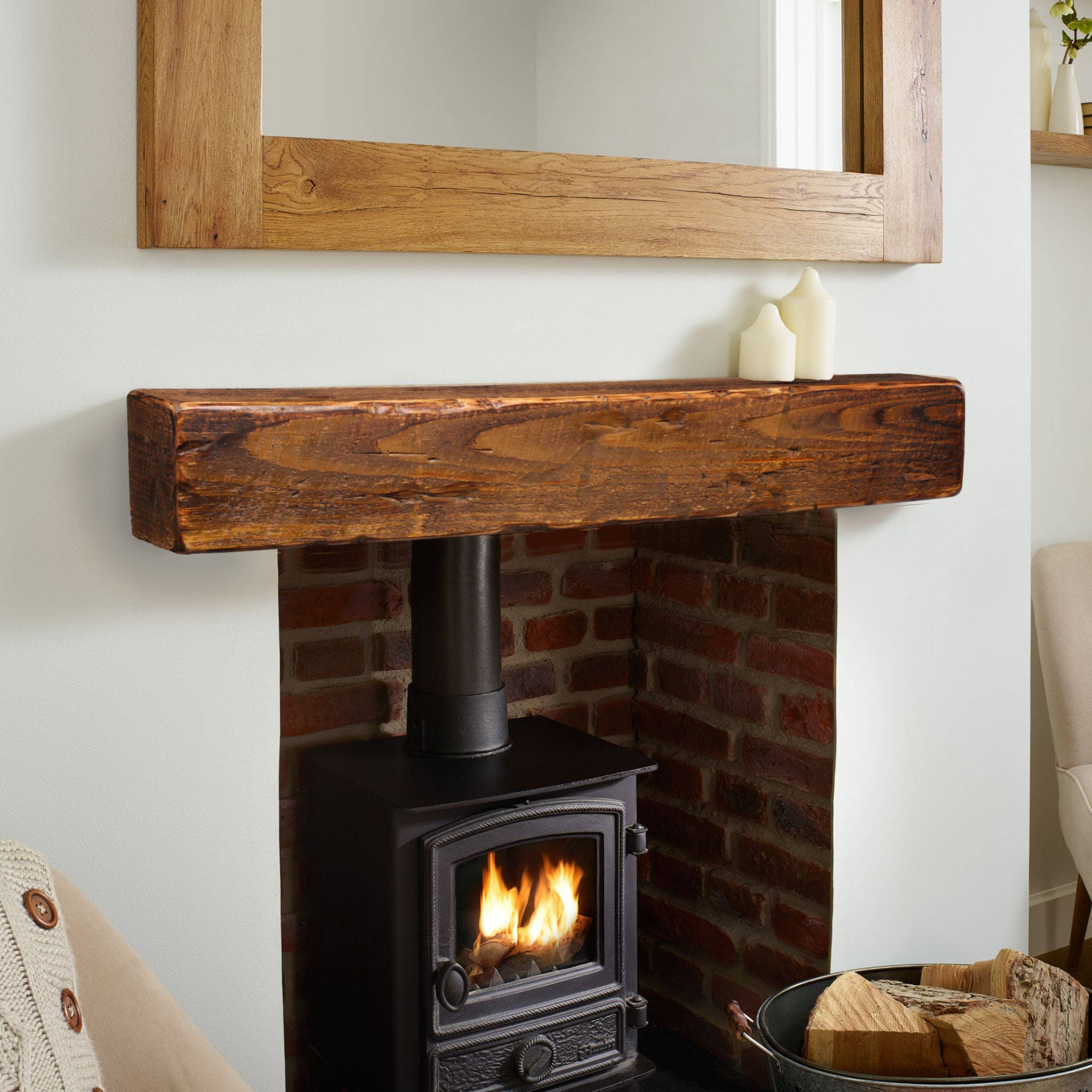 Mantel Fireplace Mantel Mantle Rustic Mantle Floating