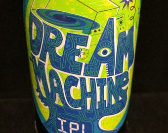Dream Machine IPL by Magic Hat scented candle - Made to order