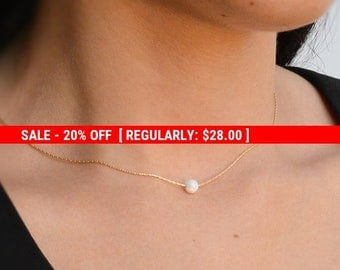 SALE 20% OFF Opal necklace, opal jewelry, October birthstone ,luck necklace ,everyday necklace, simple necklace, opal necklace jewelry,opal