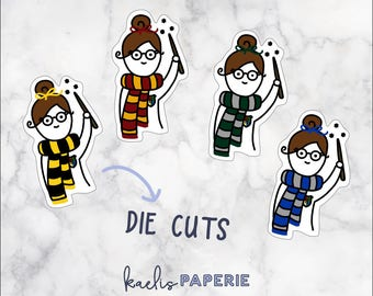 Harry Potter PLANNER DIE CUT - Single or Diecut set