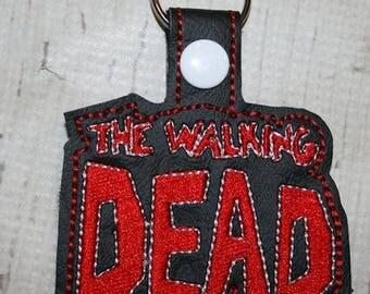 TWD - Walking Dead Key Chain