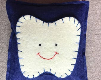 Blue tooth fairy CUSHION
