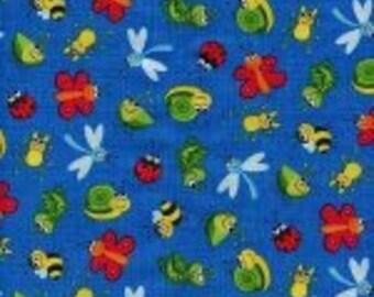 Mini Bugs Blue Kidz C1913