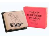 Twenty Four Hour Woman 2018 Calendar