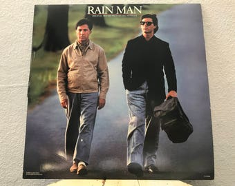 Rain Man - Original Motion Picture Soundtrack, vinyl record