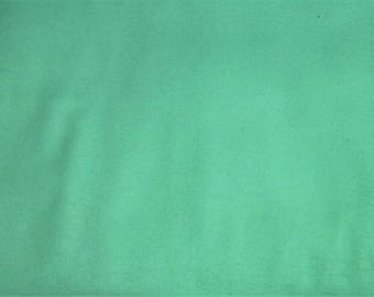 Flannel Fabric, Light Aqua, 100% Cotton, By the Yard...Quilts, Rag Quilts, Clothing, Crafts