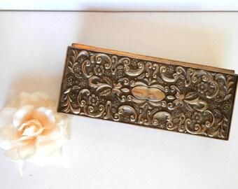 Godinger Jewelry Box, Godinger Silver Plated, Silver Jewelry Box, Jewelry Storage, Anniversary Gift for Her