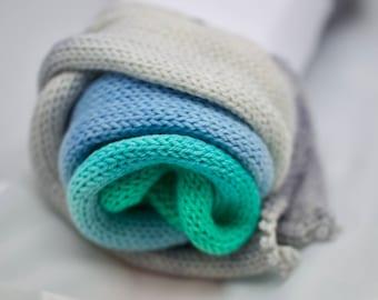 CatNap - SOCK BLANK - Mérinos superwash fingering nylon sock