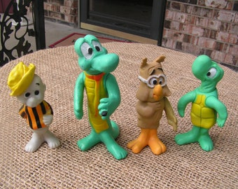 Vintage Pogo Characters