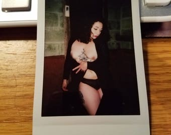One of a Kind Faylin Lynx Instax- CENSORED